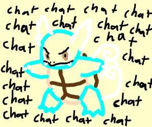 chatty Wartortle