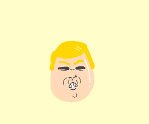 trump egg