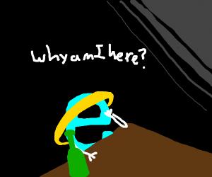internet explorer has an emotional meltdown