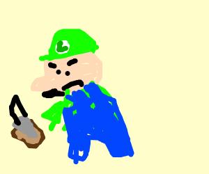 Luigi Toast Killer