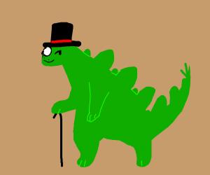 gentleman stegosaurus.