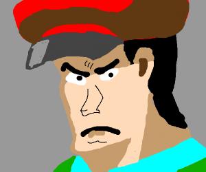 Anime Mario