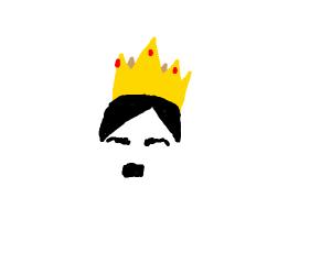 king hitler