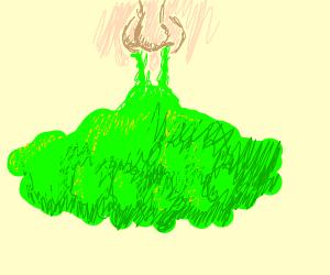 Green stink