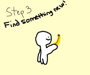 Step 2: Regret eating that