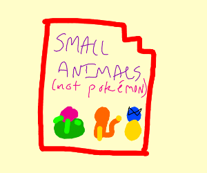 Illegal Pokemon Fangame
