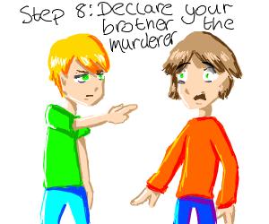 step7: kill your teacher