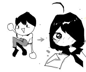 Darwin's manga evolution