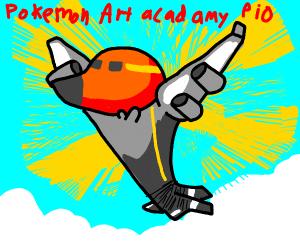 Pokémon Art academy PIO