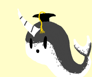 College-Educated Narwhal