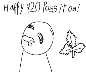 HAPY 420 BLAZE IT NEXT PANNELL!