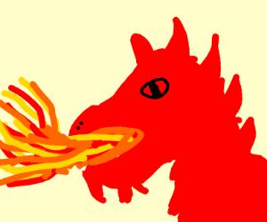 Fire Breathing Dragon!!!