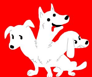 Cerberus: everyone's favorite hell hound