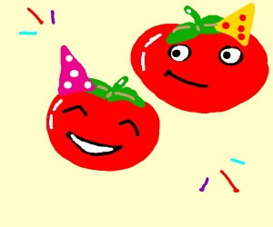 party tomatoes