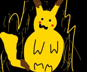 Pikachu 9,000