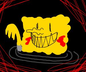 Nightmare fuel spongebob