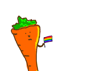 Carrot is Gay