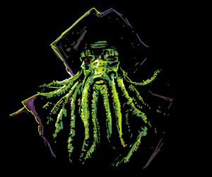 Green, glowering Davy Jones