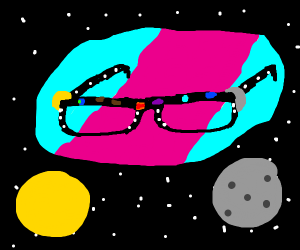 Space Glasses