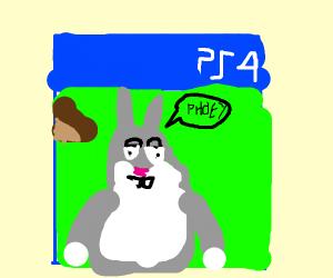 Chungus in a game