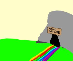 magic gay cave