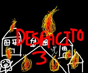 Despacito 3 but Chaos