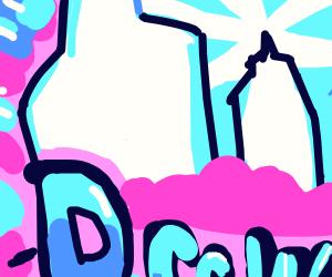 Drawception D in a Bright City