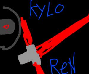 Kylo Ren! :D