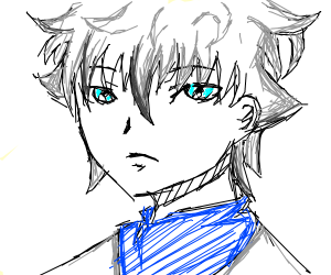 Cool Guy Killua