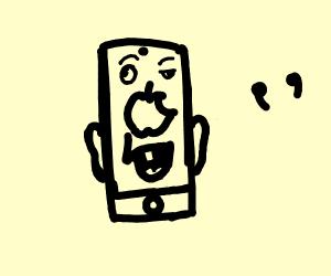 stupid smartphone