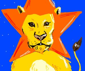 Star+lion=