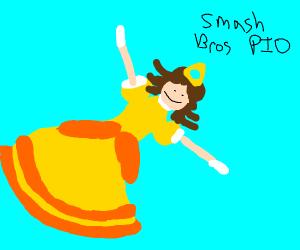 Smash Bros Main PIO (Mines Piranha Plant)