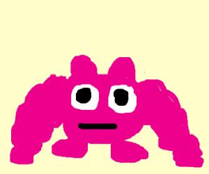 Disturbingly Buff Jigglypuff