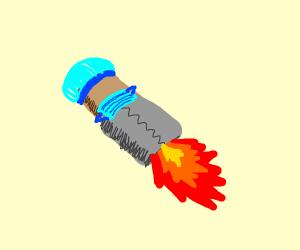 Burrito Rocket Surgeon
