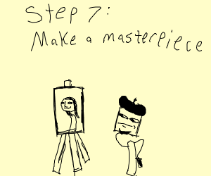 Step 6: Actually draw something