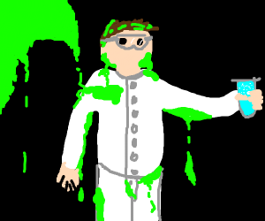 Slimy Scientist