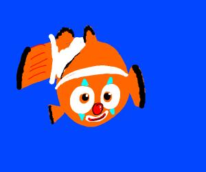 Nemo is a clown