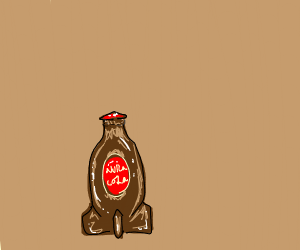 Nuka Cola from Fallout