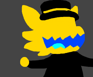 Conductor from a hat in time