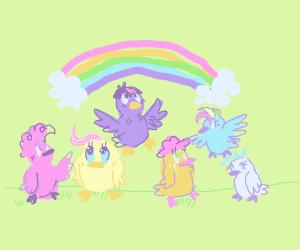My Little Ducks - Friendship is Magic