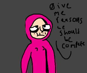 Joji is pink guy