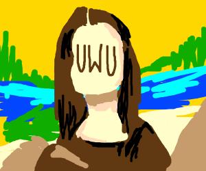 Mona UWU lisa