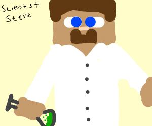 Minecraft Scientist