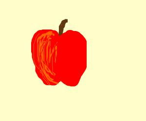literally just a friggin apple