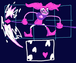 Spinel Undertale fight (but y tho)