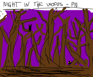 Night in the woods pio