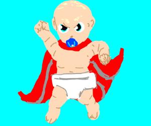 Baby captain underpants