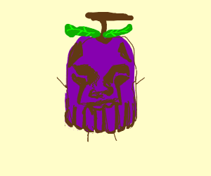 Thanos the grape man!