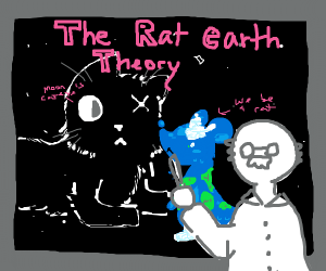 The Rat Earth theory