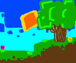 Blocky trees
